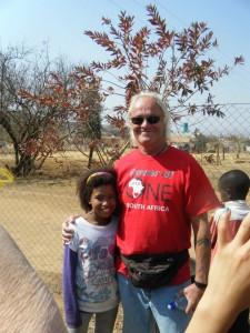 dad and banyana